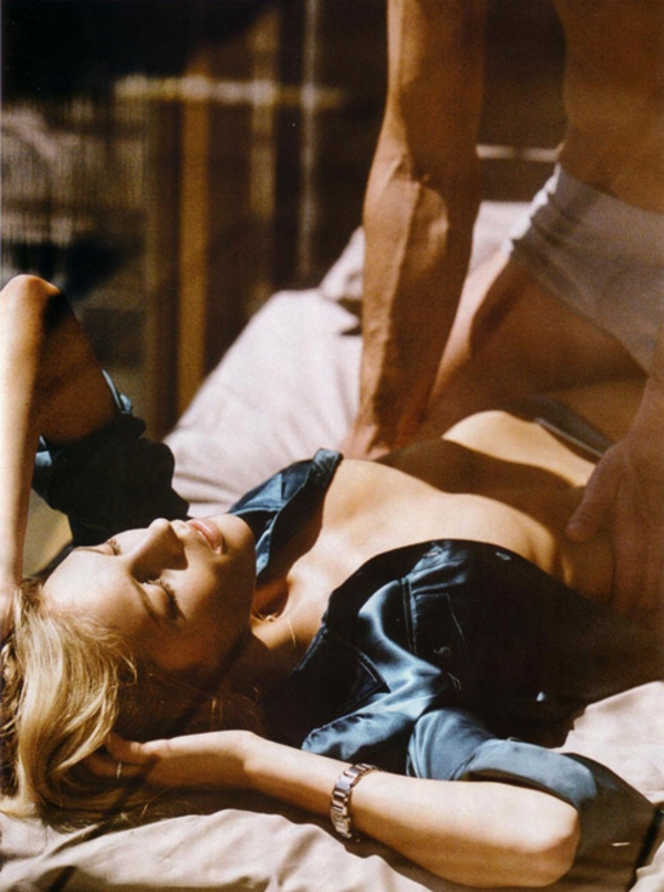 Anja Rubik in Vogue Paris 2005 (NSFW)