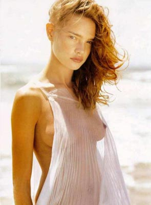 Natalia Vodianova made her way from selling fruit in Russia to selling her beauty worldwide