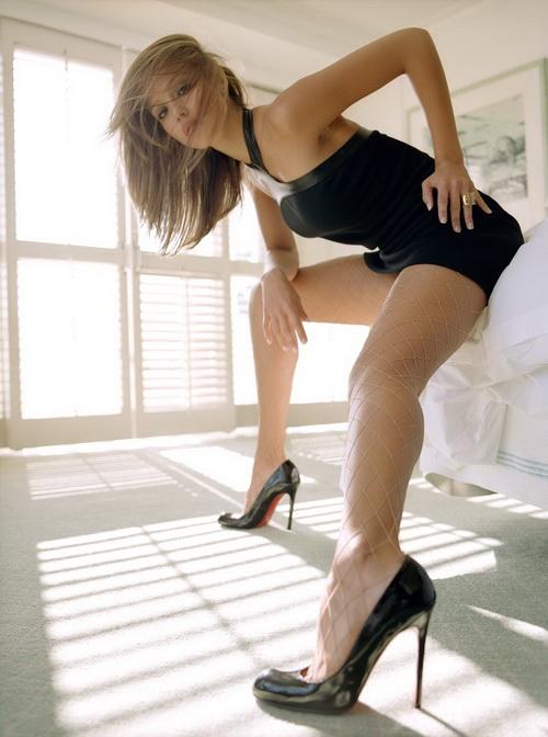 Джессика Альба (10 фото)