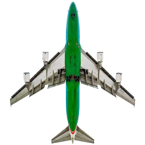 Boeing 747-400 EVA Air (Taiwan)
