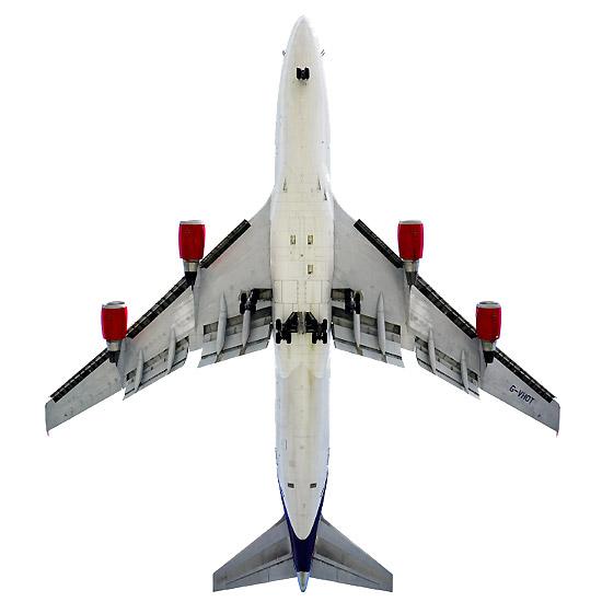 Airbus A340-200 Virgin (USA)