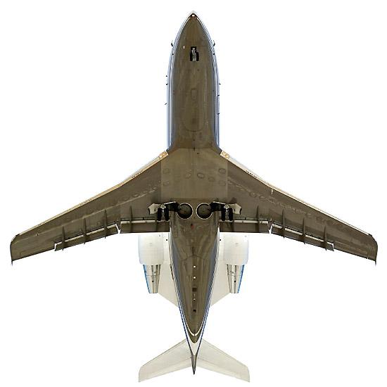 Bombardier Challenger 604N