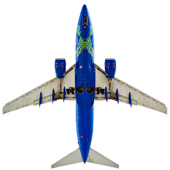 Boeing 737-700 Southwest Airlines (USA) Nevada One