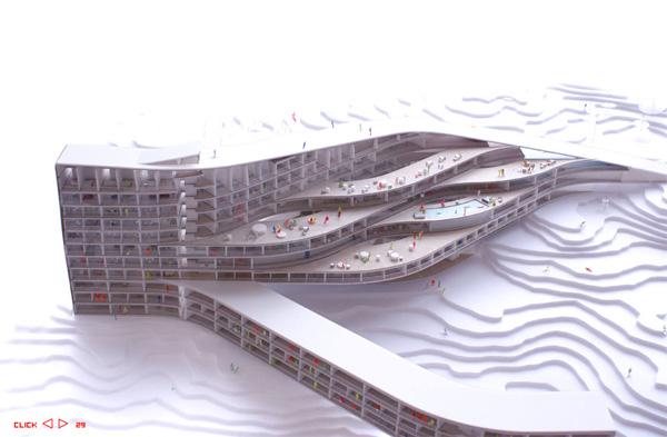 Copenhagen-based architecture design team BIG
