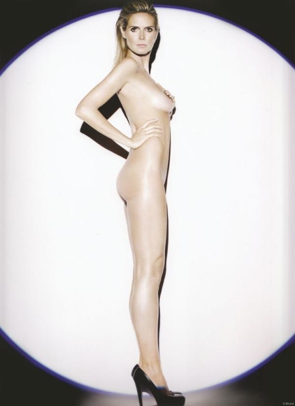 Heidi Klum in Rankin's Heidilicious
