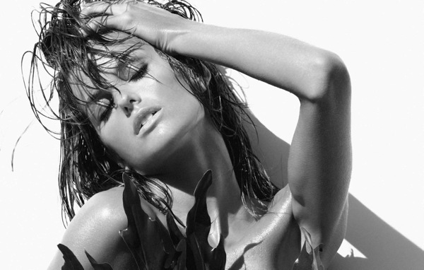 Izabel Goulart by Yu Tsai for FreeSoul