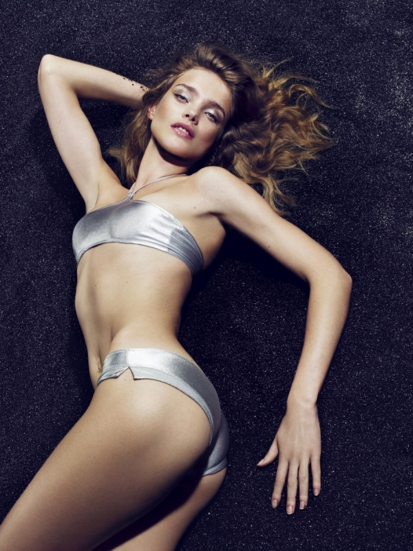 Natalia Vodianova - S/S 2010 Lingerie, Swimsuit & Daywear Collection