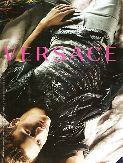 Versace Spring/Summer 2010 Ad Campaign