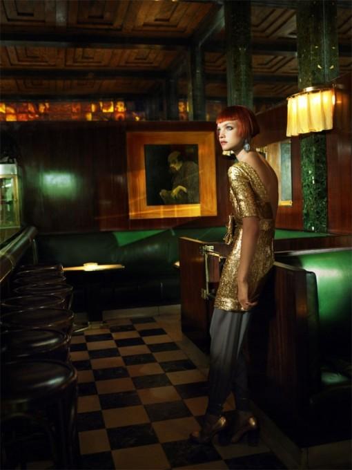 Vogue US September 2006-The Last Waltz5