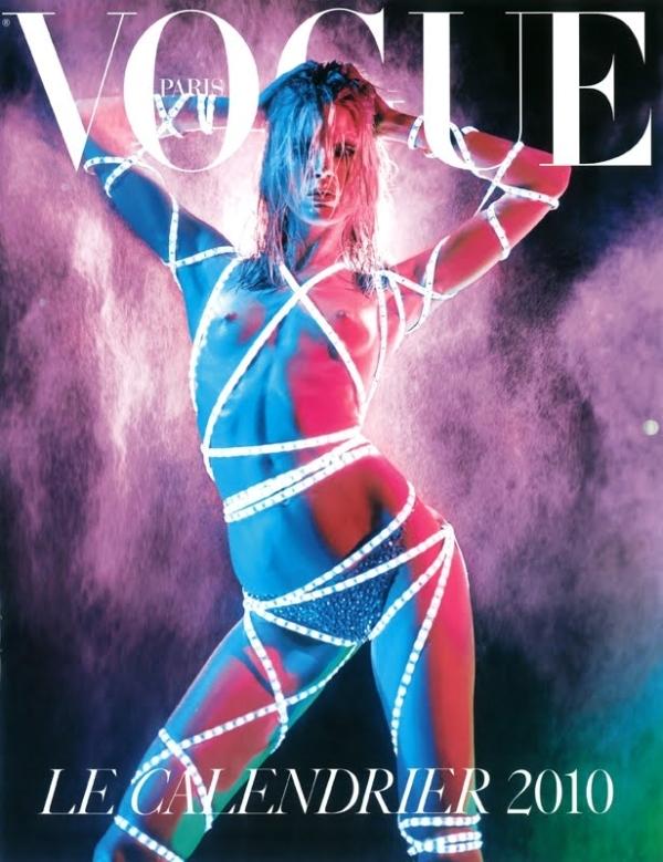 Vogue calendar 2010 (NSFW)