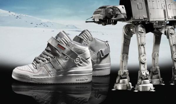 Star Wars/ Adidas Collaboration